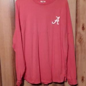 Alabama sweatshirt/tee